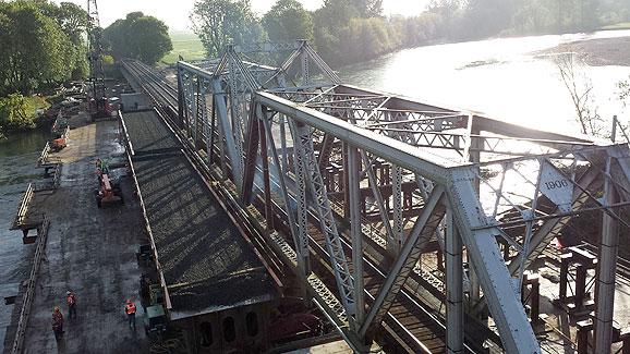 Rail – Hamilton Construction Company